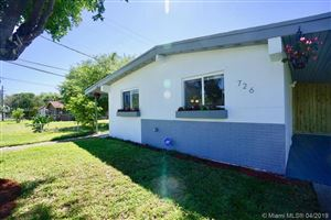Photo of Listing MLS a10646647 in 726 Phippen Waiters Rd Dania Beach FL 33004