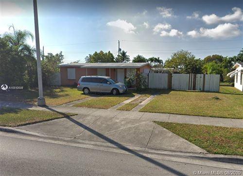 Foto de inmueble con direccion  Miami FL 33165 con MLS A10810647