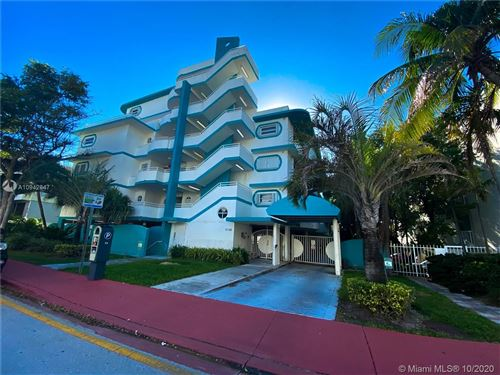 Photo of 9156 Collins Ave #405, Surfside, FL 33154 (MLS # A10942647)