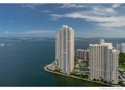 Photo of 335 S Biscayne Blvd #4009, Miami, FL 33131 (MLS # A11099647)