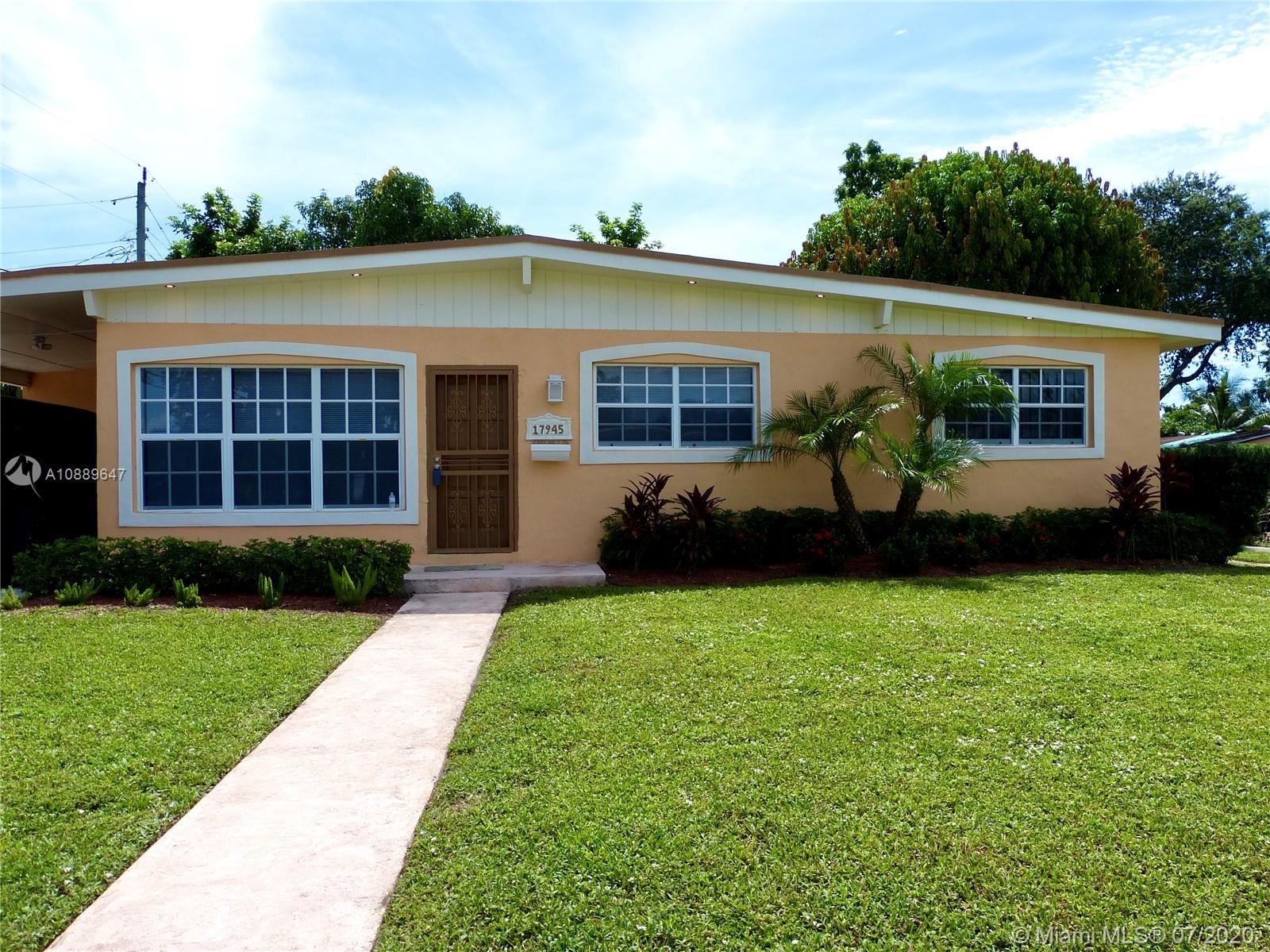 17945 NW 7th PL, Miami Gardens, FL 33169 - #: A10889647