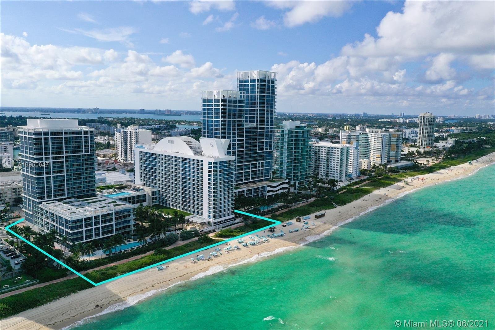 6801 Collins Ave #LPH7, Miami Beach, FL 33141 - #: A10950647