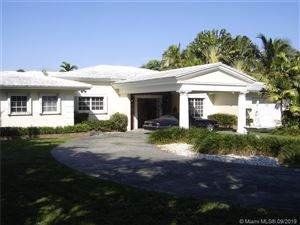 Photo of Listing MLS a10607648 in 6312 Caballero Blvd Coral Gables FL 33146