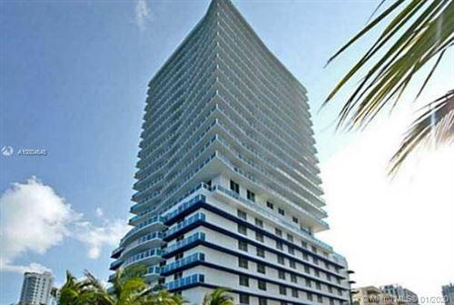 Tiny photo for 700 NE 25th St #802, Miami, FL 33137 (MLS # A10804648)