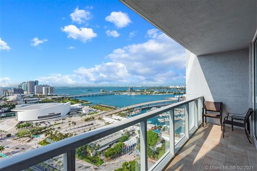 Photo of Listing MLS a10893648 in 244 Biscayne Blvd #3406 Miami FL 33132