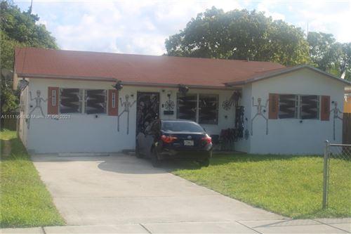 Photo of 4410 SW 19th St, West Park, FL 33023 (MLS # A11111648)