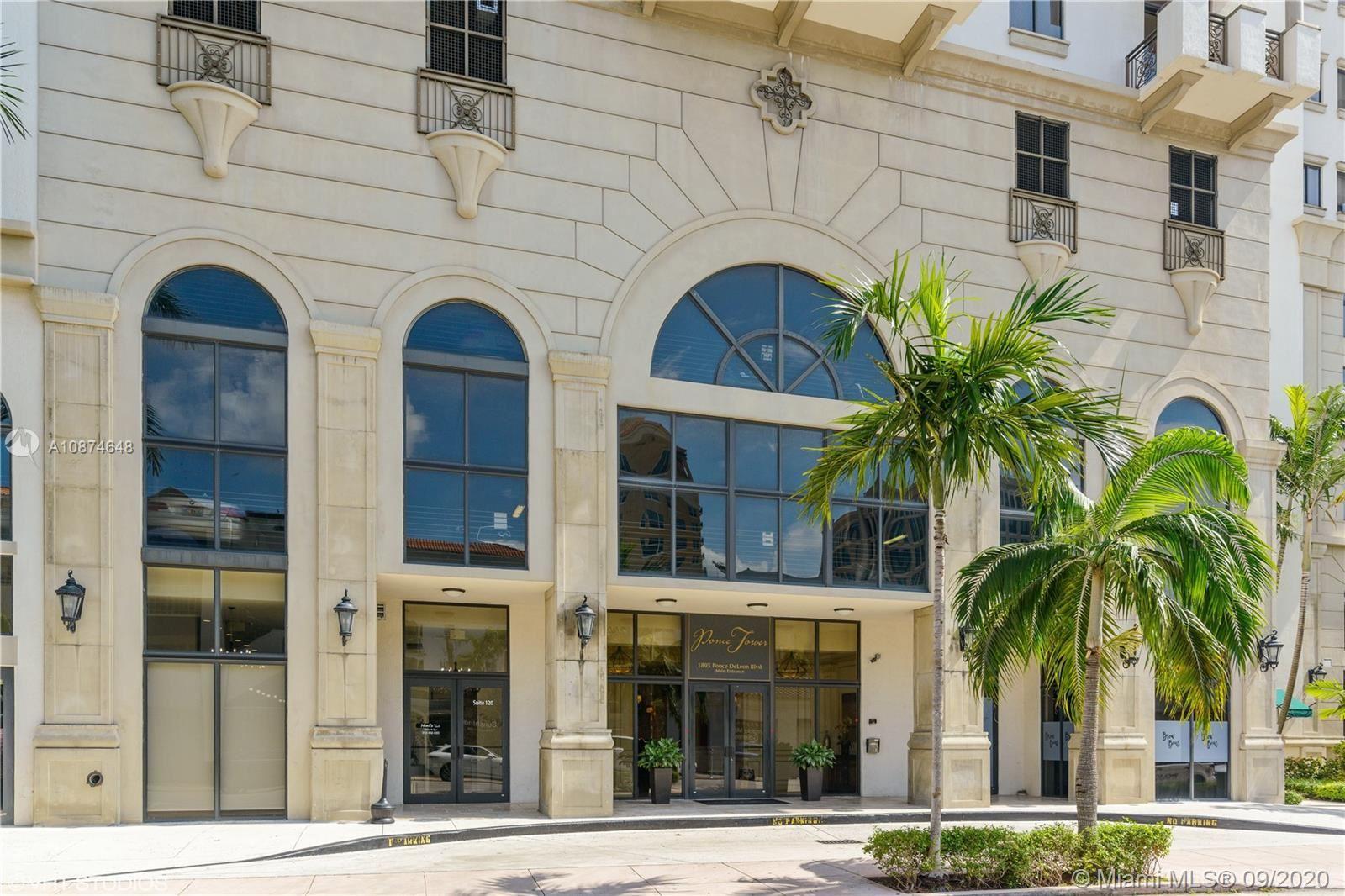 1805 Ponce De Leon Blvd #818, Coral Gables, FL 33134 - #: A10874648