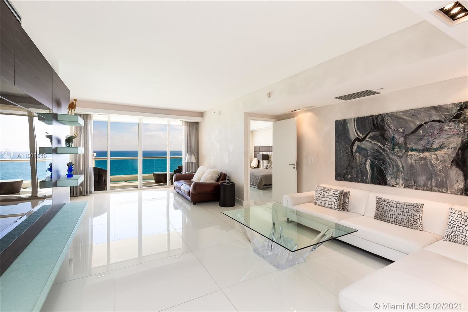 Photo of 17875 Collins Ave #1402, Sunny Isles Beach, FL 33160 (MLS # A11005648)
