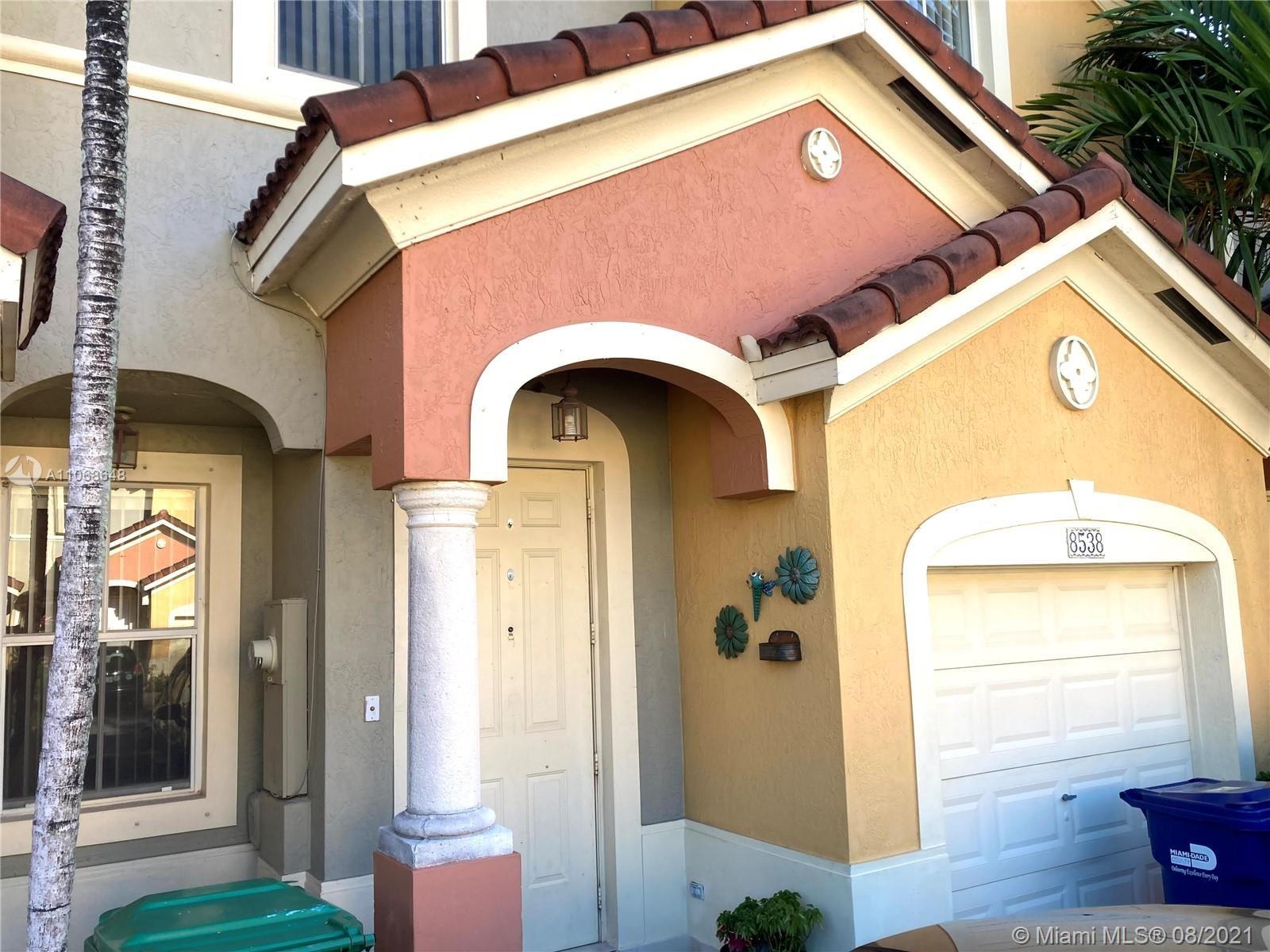 8538 SW 166th Pl #8538, Miami, FL 33193 - #: A11068648
