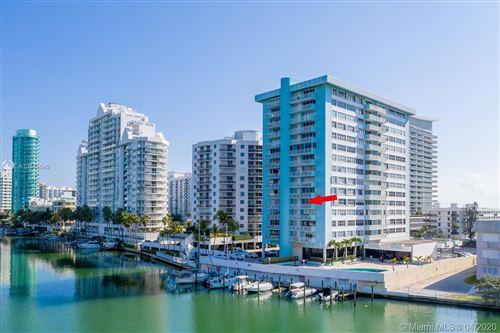 Foto de inmueble con direccion 5838 Collins Ave #5B Miami Beach FL 33140 con MLS A10842649