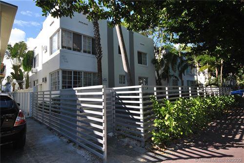 Photo of 950 Meridian Ave #5, Miami Beach, FL 33139 (MLS # A10962649)