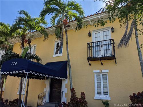 Photo of 124 Mendoza Ave #1, Coral Gables, FL 33134 (MLS # A11043649)