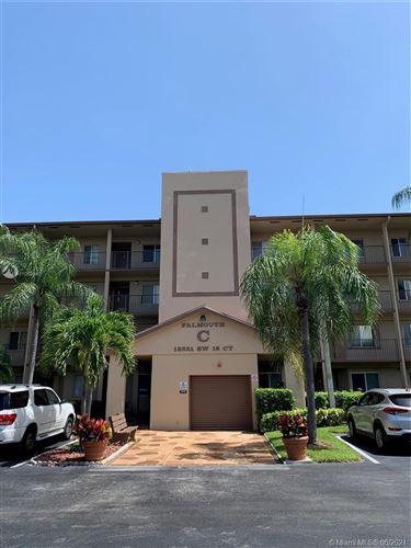 Photo of 12551 SW 16th Ct #410C, Pembroke Pines, FL 33027 (MLS # A11059649)