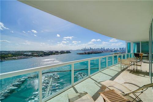 Photo of 1000 S Pointe Dr #1802, Miami Beach, FL 33139 (MLS # A11114649)