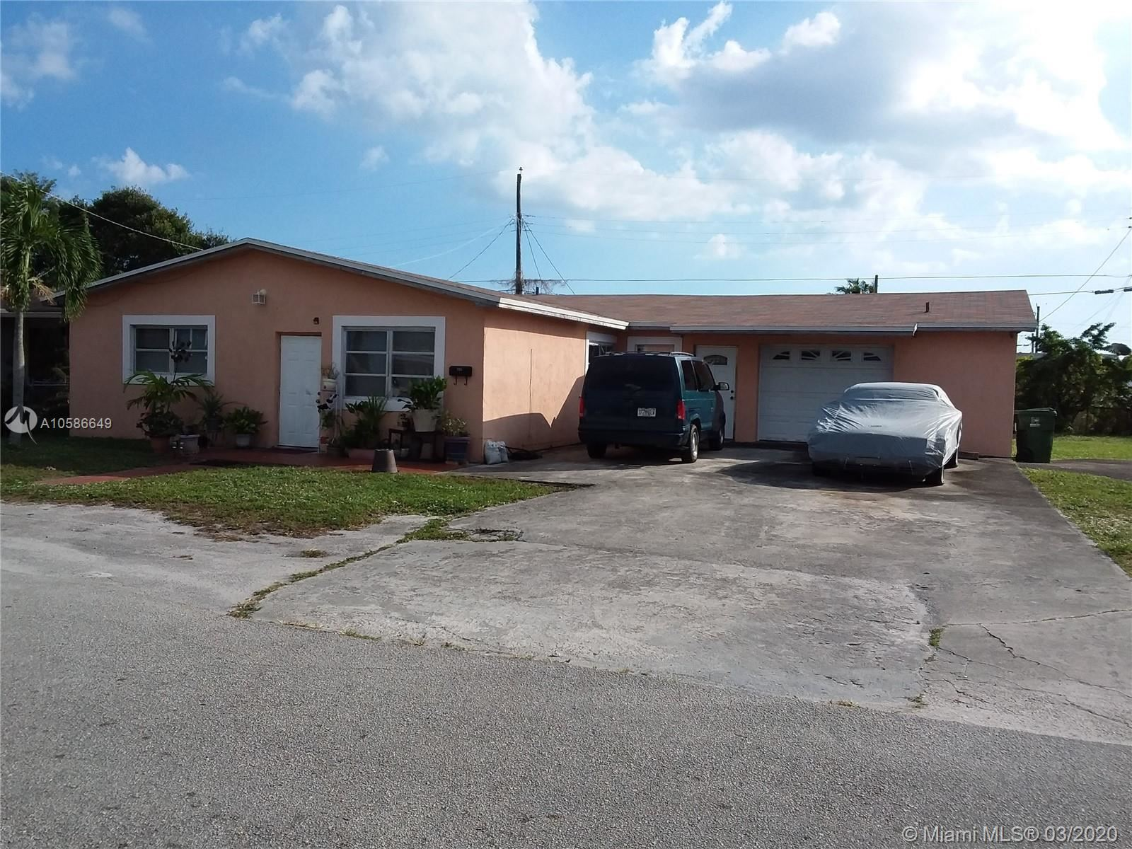 721 NW 4th, Hallandale Beach, FL 33309 - #: A10586649