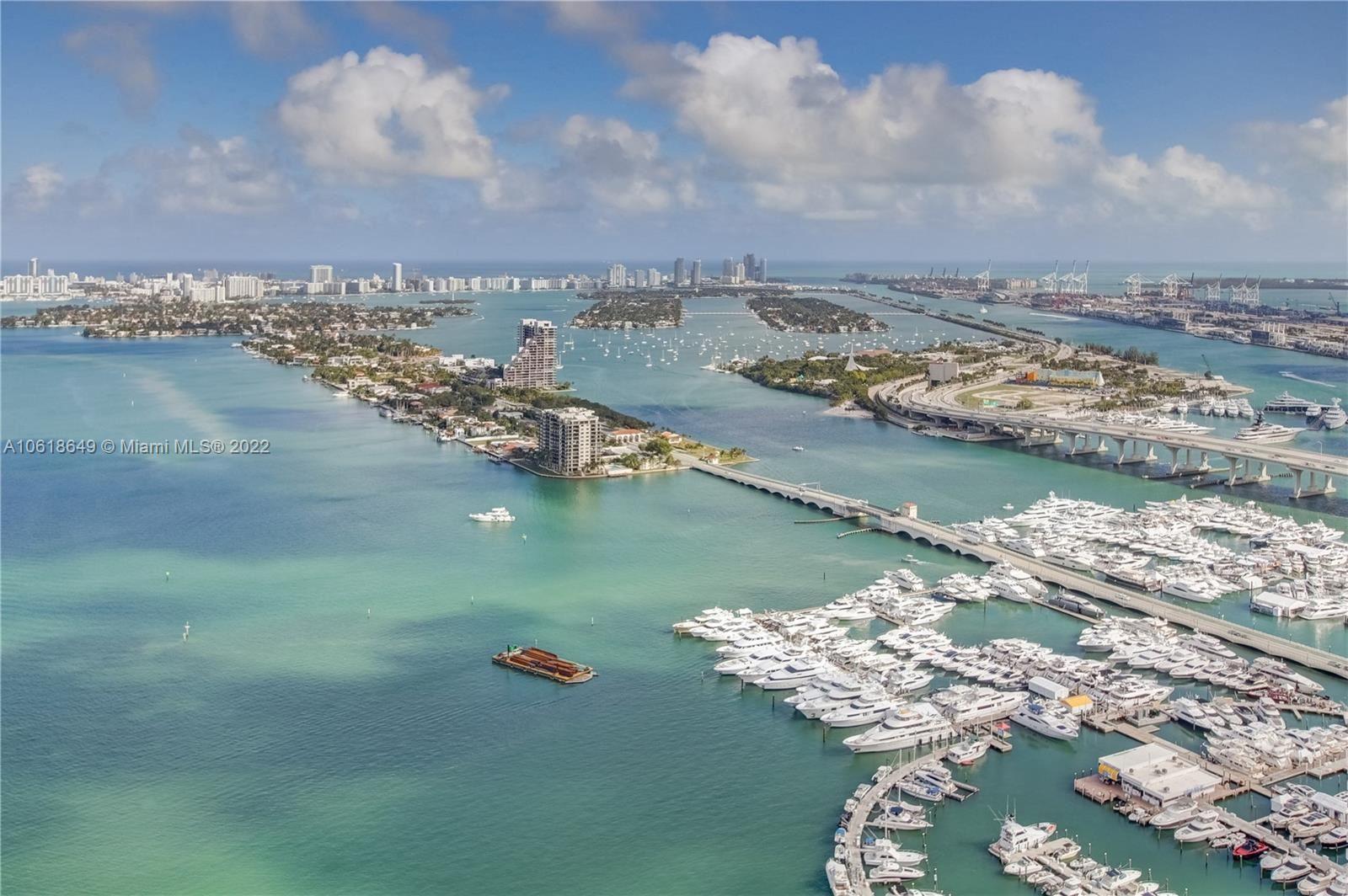 488 NE 18 Street #PH5110, Miami, FL 33132 - #: A10618649