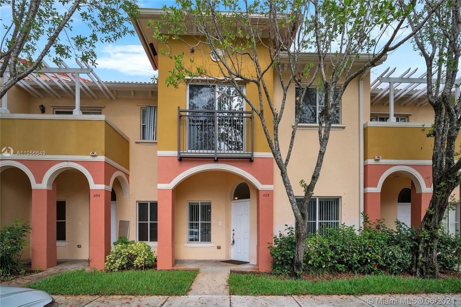 405 W Santa Catalina Cir #405, North Lauderdale, FL 33068 - #: A11056649