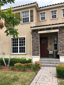 Photo of Listing MLS a10713650 in 17089 SW 94th Way #17089 Kendall FL 33196