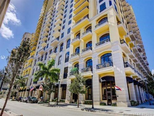 Photo of 801 S Olive Ave #409, West Palm Beach, FL 33401 (MLS # A10734650)
