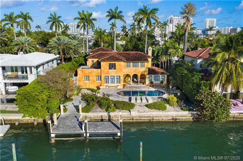 Photo of 248 W Rivo Alto Dr, Miami Beach, FL 33139 (MLS # A10791650)
