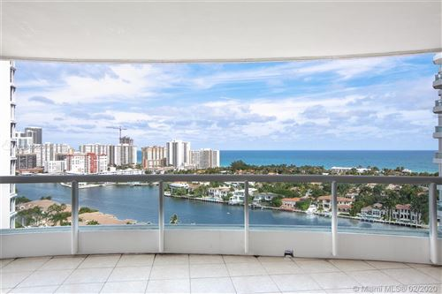 Photo of Listing MLS a10809650 in 21050 Point Pl #1901 Aventura FL 33180