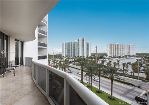 Photo of 15901 Collins Ave #405, Sunny Isles Beach, FL 33160 (MLS # A11001650)