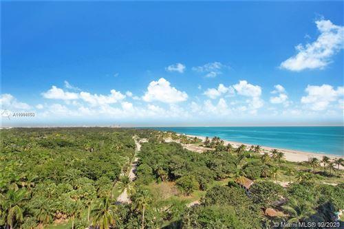 Photo of 177 Ocean Lane Dr #1210, Key Biscayne, FL 33149 (MLS # A11098650)