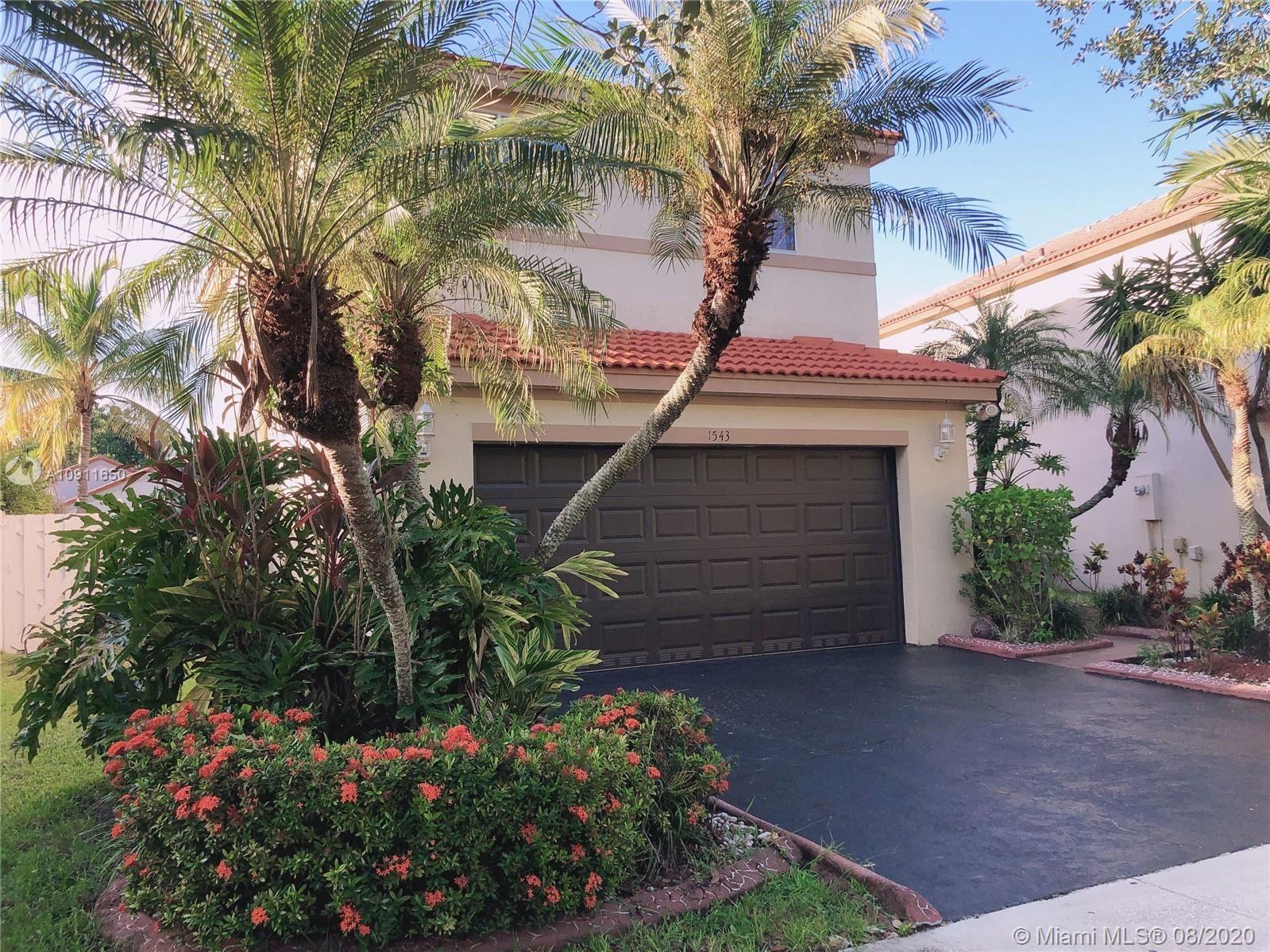 1543 Estancia Cir, Weston, FL 33327 - #: A10911650