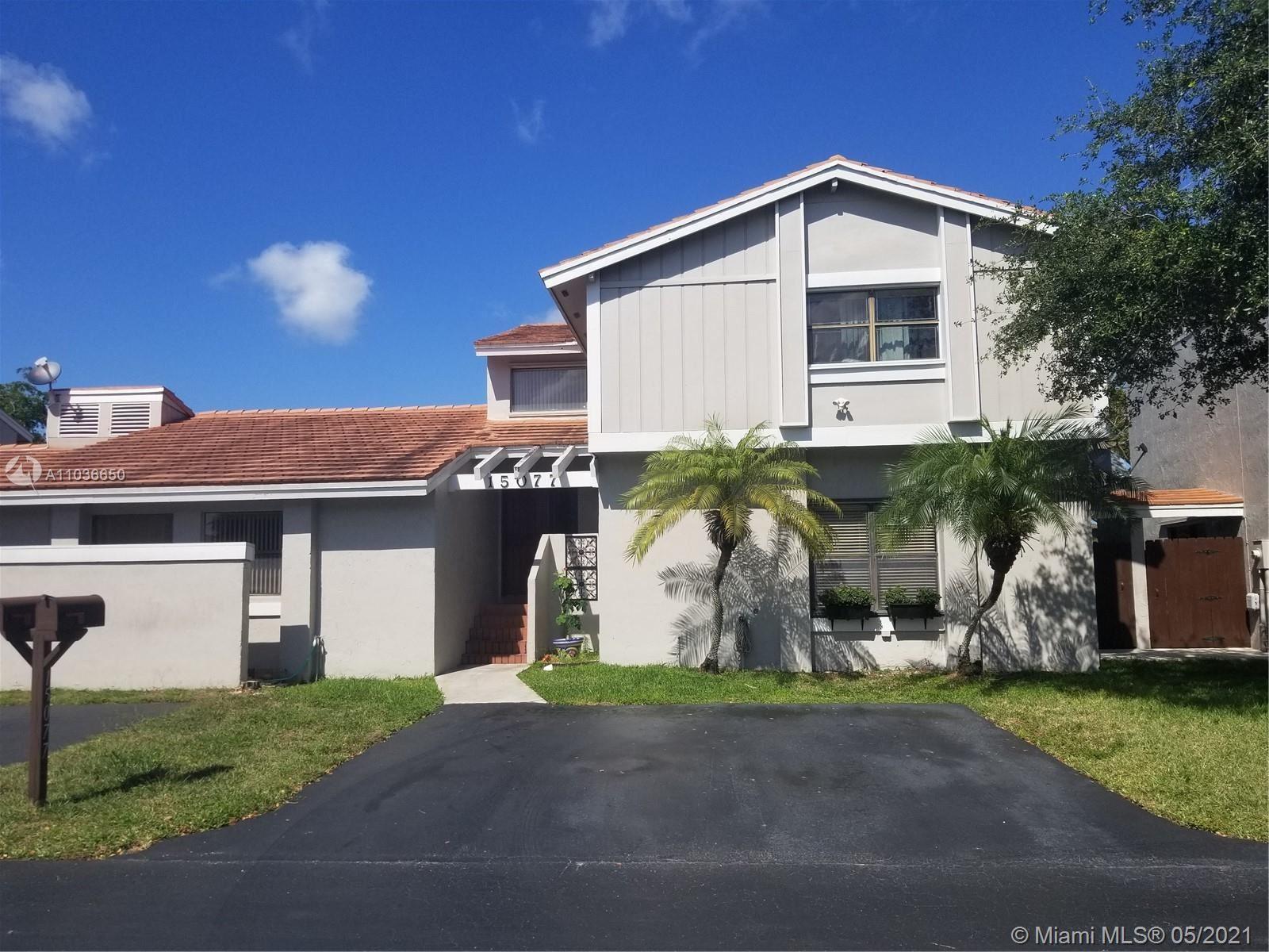 15077 SW 127th Ct #15077, Miami, FL 33186 - #: A11036650