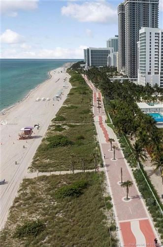 Photo of 5005 COLLINS AV #523, Miami Beach, FL 33140 (MLS # A10204651)