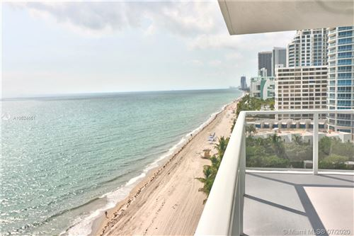 Photo of 2751 S Ocean Dr #1105S, Hollywood, FL 33019 (MLS # A10524651)