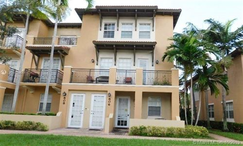 Photo of 804 SW 147th Ave #3609, Pembroke Pines, FL 33027 (MLS # A10758651)
