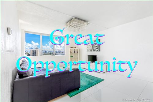 Photo of 1500 Bay Rd #608S, Miami Beach, FL 33139 (MLS # A10997651)