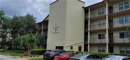 Photo of 701 SW 128th Ave #401F, Pembroke Pines, FL 33027 (MLS # A11095651)