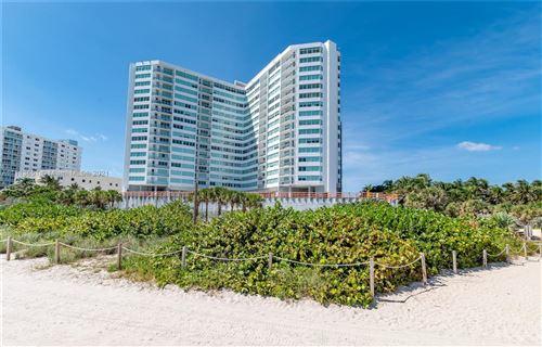 Photo of 7135 Collins Ave #505, Miami Beach, FL 33141 (MLS # A11113651)