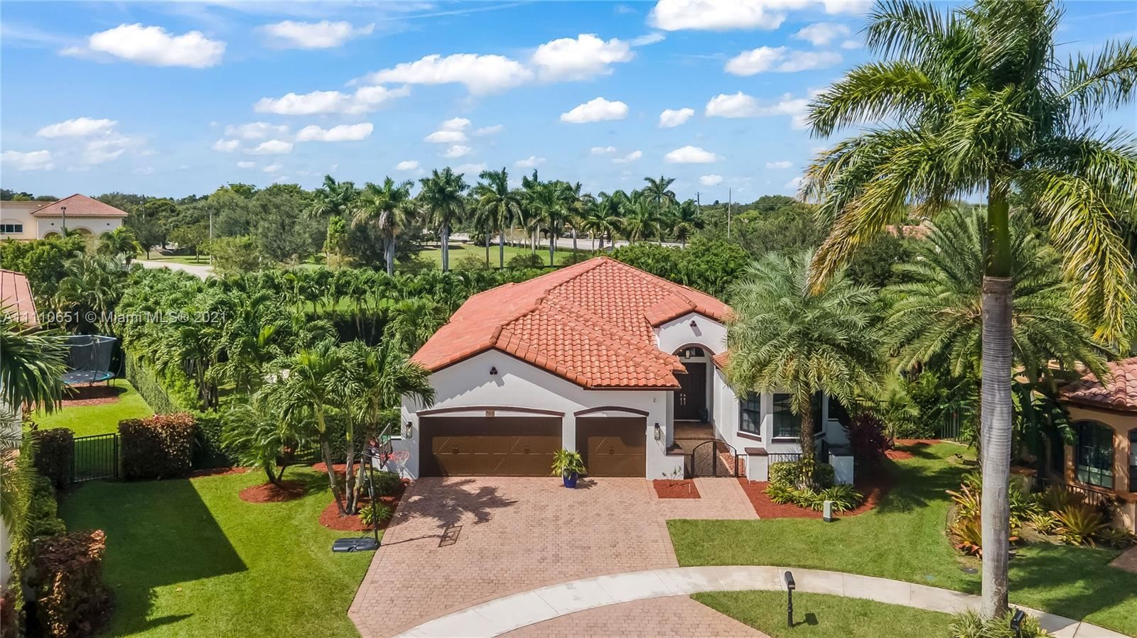 Photo of 4092 NW 88th Ter, Cooper City, FL 33024 (MLS # A11110651)