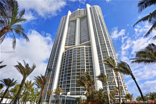 Photo of 18101 Collins Ave #1807, Sunny Isles Beach, FL 33160 (MLS # A10488653)