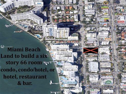 Photo of 1255 WEST AV, Miami Beach, FL 33139 (MLS # A10497653)
