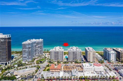 Photo of 9559 Collins Ave #S8-C, Surfside, FL 33154 (MLS # A10848653)