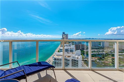 Photo of 16699 Collins Ave #4109, Sunny Isles Beach, FL 33160 (MLS # A11011653)