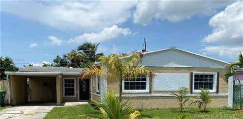 Photo of 6961 SW 24th Ct, Miramar, FL 33023 (MLS # A11076653)