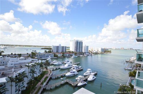 Photo of 7910 Harbor Island Dr #903, North Bay Village, FL 33141 (MLS # A11078653)