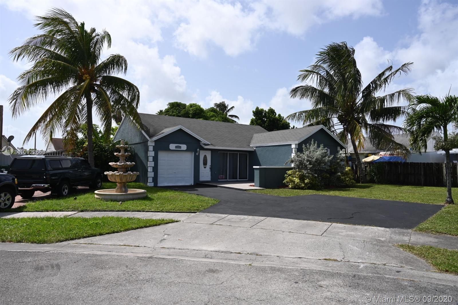 20334 NW 34th Ave, Miami Gardens, FL 33056 - #: A10922653