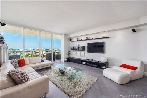 Photo of 400 Alton Rd #1211, Miami Beach, FL 33139 (MLS # A10385654)