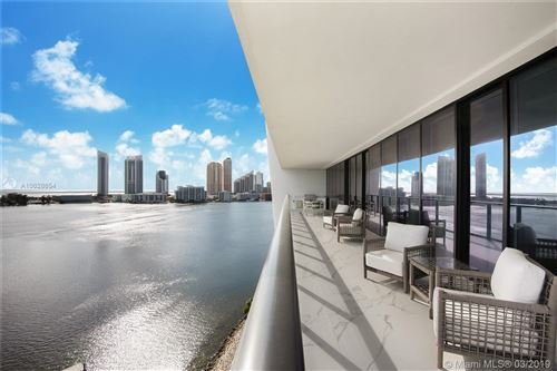 Photo of 5500 ISLAND ESTATES MODEL BY STEVEN G FURNISHED #901, Aventura, FL 33160 (MLS # A10628654)
