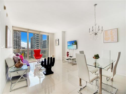 Photo of 485 Brickell Ave #2607, Miami, FL 33131 (MLS # A10858654)