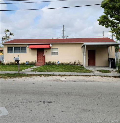Photo of 810 SW 71st Ave, Miami, FL 33144 (MLS # A11032654)