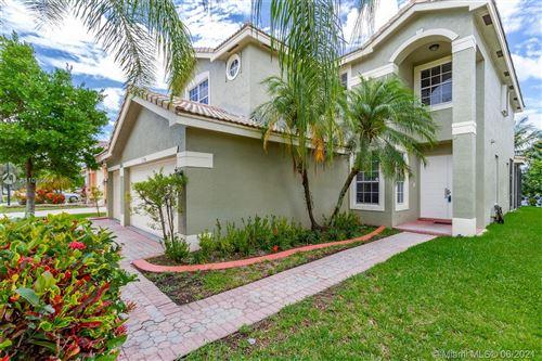 Photo of 15284 SW 19th St, Miramar, FL 33027 (MLS # A11056654)