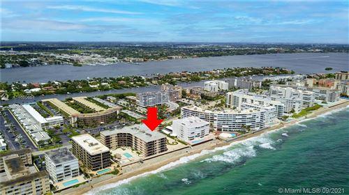 Photo of 3610 S Ocean Blvd #608, South Palm Beach, FL 33480 (MLS # A11090654)