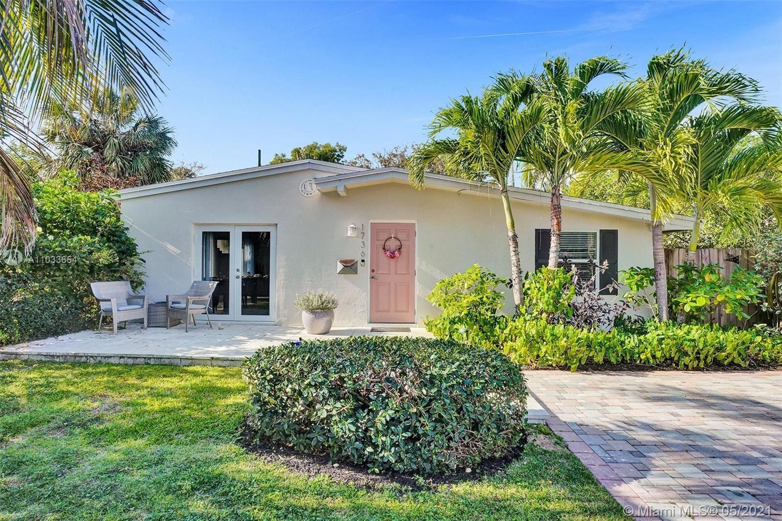 1736 NE 18th St, Fort Lauderdale, FL 33305 - #: A11033654